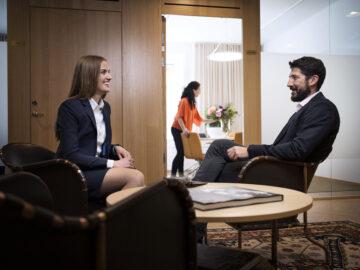Ledig tjänst: Öhman Fonder söker en hållbarhetsanalytiker