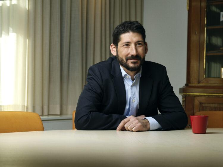 Jamal Abida Norling, vd Öhman Fonder
