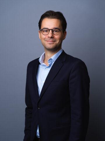 Andreas Mattson, förvaltare Öhman Fonder