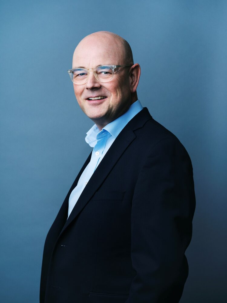 Lars Kristian Feste, räntechef