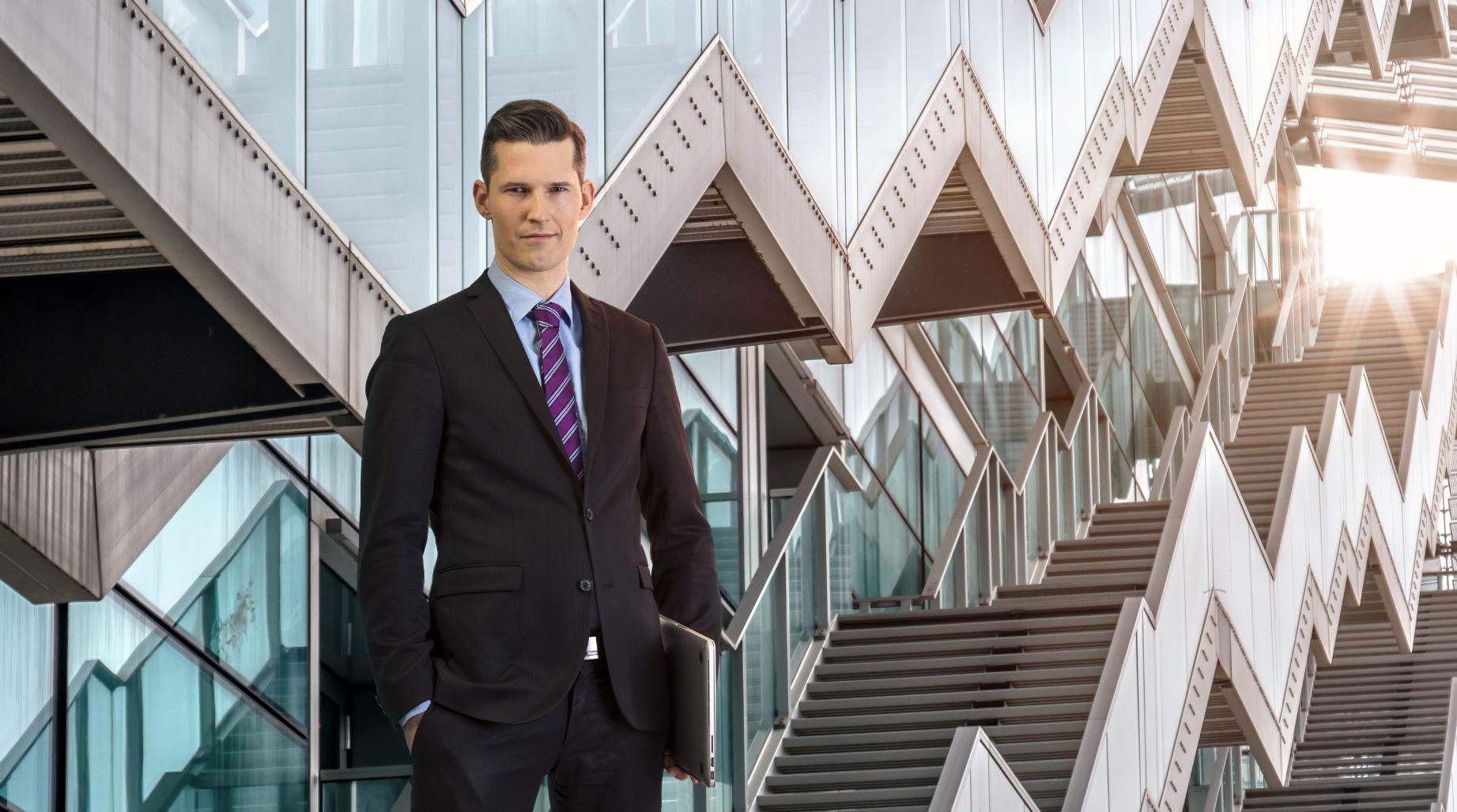 Erik Nilsson, ansvarig för tillgångsallokering på Öhman Fonder.