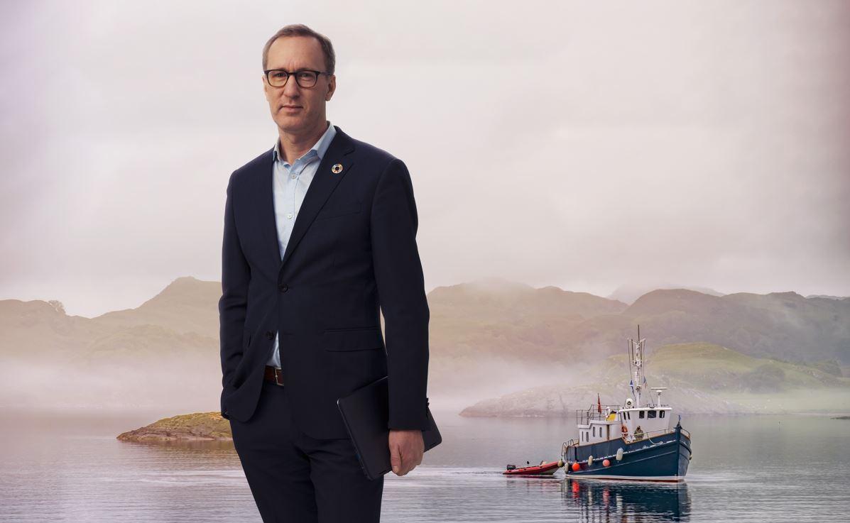 Fredric Nyström, chef ansvarsfulla investeringar på Öhman Fonder.
