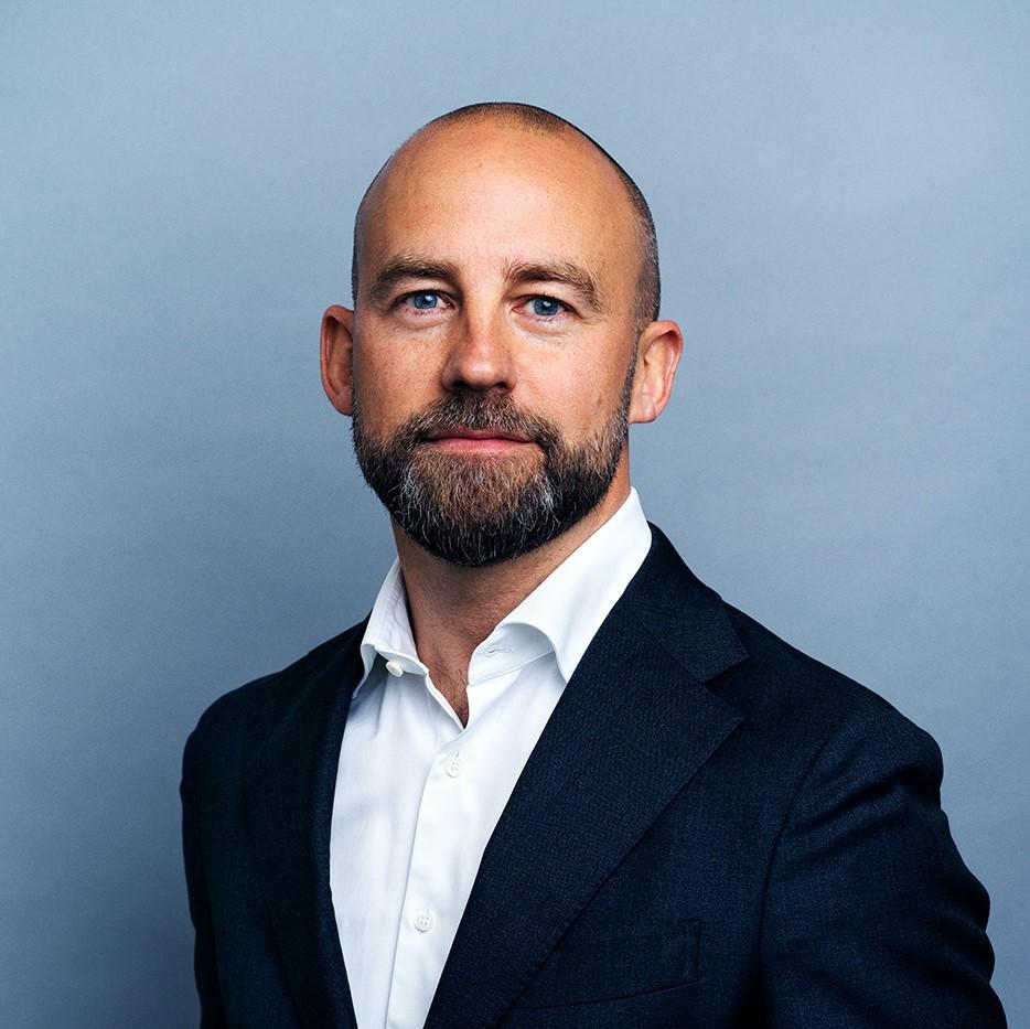 Johan Malm, vd och koncernchef Öhmangruppen.