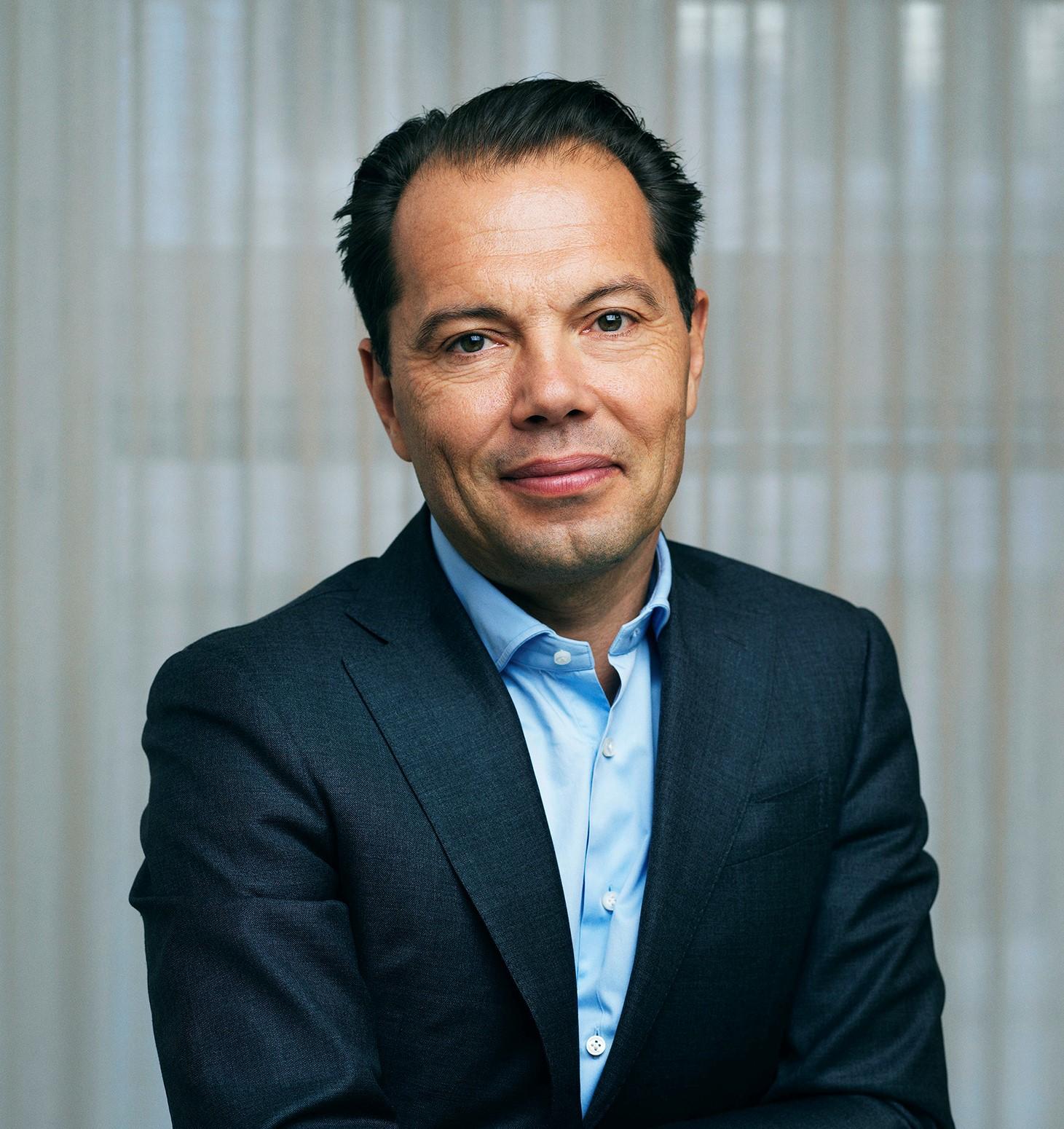 Tom Dinkelspiel, styrelseordförande Öhmangruppen.