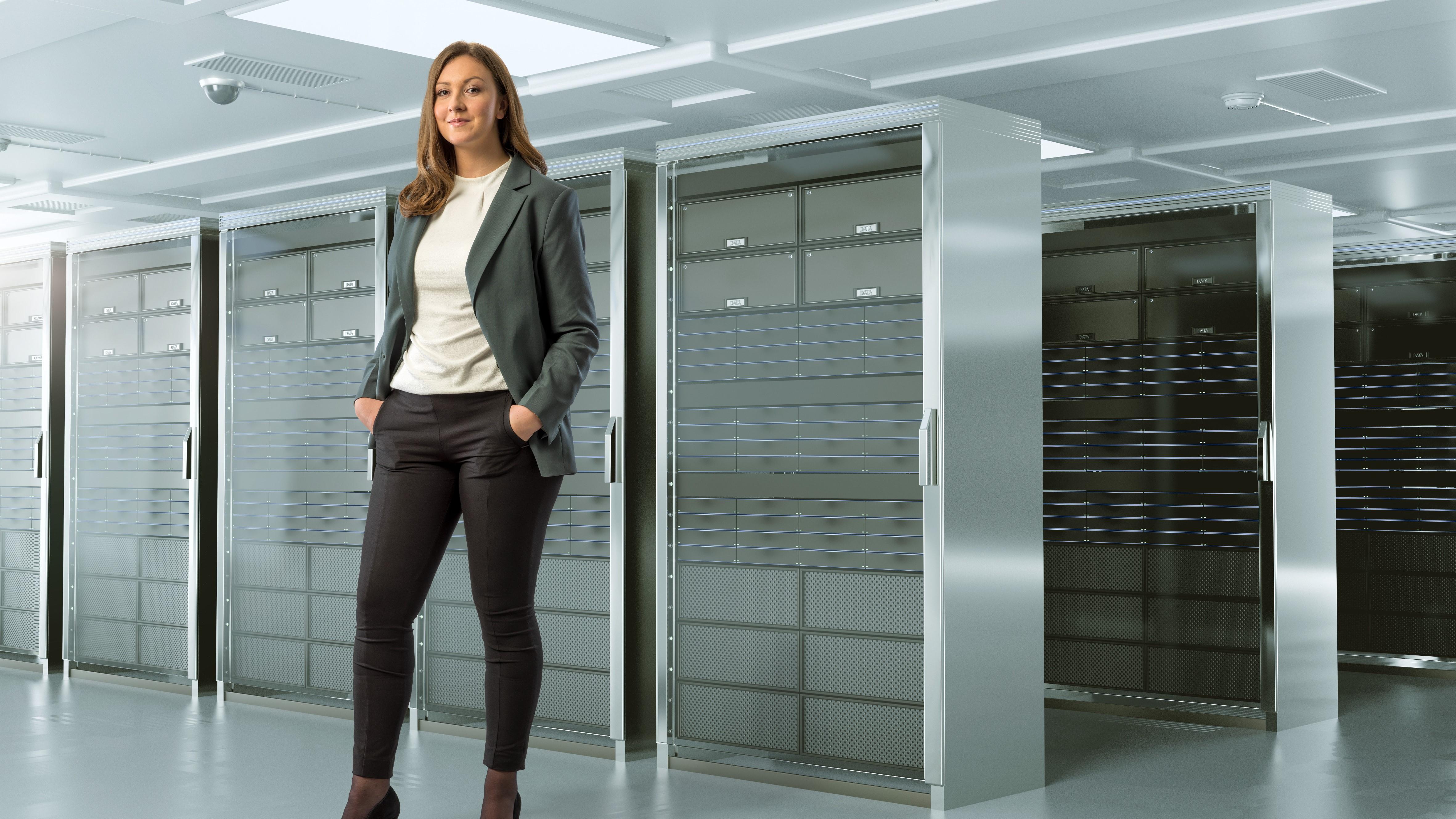 Victoria Lidén, hållbarhetsanalytiker på Öhman Fonder.