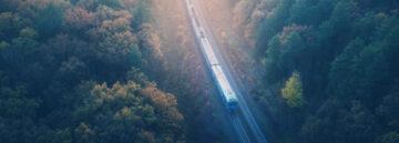 Högtflygande tågplaner ger nya investeringsmöjligheter