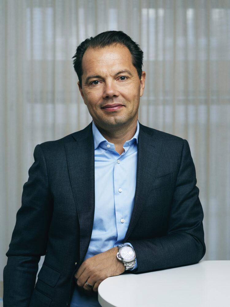 Tom Dinkelspiel, ordförande Öhmankoncernen